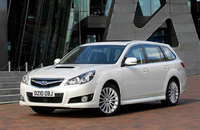 Subaru Legacy named Japan's safest car