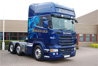 New Scania R 620 flagship for Knights of Old