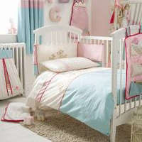 Create the ideal nursery with Dunelm Mill
