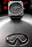 Infiniti Limited Edition Bell & Ross wristwatch