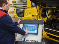 DAFcheck service history recording system now available free