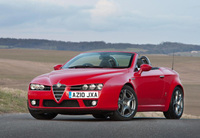 Alfa Brera and Spider with new engines and added style
