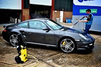 A clean set of wheels with Jason Plato