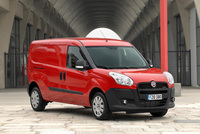 Fiat Doblo Cargo takes two top van awards