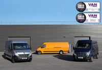 Renault award hat-trick at 2010 Fleet World Honours
