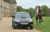 Subaru headline sponsor of Houghton International Horse Trials