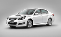 Subaru Legacy is officially named Japan's safest car