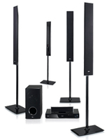LG's slim HB965TZ Blu-ray Home Cinema