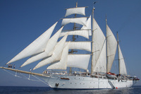 Eco-friendly cruising with Star Clippers