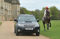 Subaru Houghton International gallops into record books