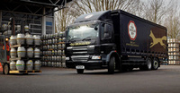 Stunning liveries on new DAFs at famous brewer