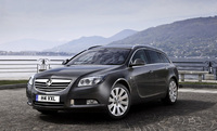 Vauxhall Insignia Sports Tourer 4x4