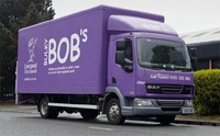 Factory bodied DAFs support Bulky Bob's recycling scheme