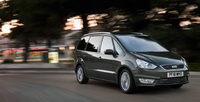 Ford S-MAX and Galaxy star at BusinessCar awards