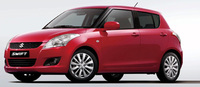 First images of all-new Suzuki Swift