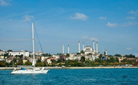 Turkey's newest marina boosts Istanbul's western suburbs