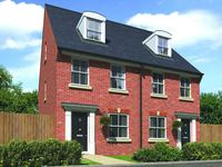 Taylor Wimpey unveils 'eco homes' in Daventry