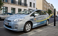 Toyota and EDF launch plug-in hybrid vehicle leasing programme