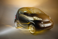 smart fortwo ICE - Automotive cool
