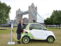 London's ready to go electric