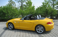Design Pure Impulse equipment package for BMW Z4