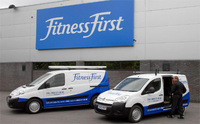 Citroen LCVs hit the ground running at Fitness First
