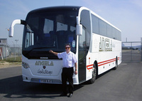 Second new Scania OmniExpress for Thompson Tours