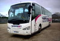 Six new Scania Irizar coaches for Terravision