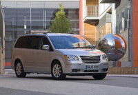 Chrysler Grand Voyager range improvements for 2010