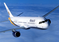Monarch introduces new summer flights