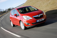 Vauxhall Meriva embraces full diesel line-up