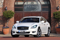 Infiniti M37 flagship saloon names its price