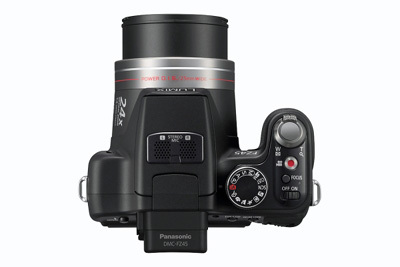 panasonic lumix dmc fz45 hybrid super zoom camera easier. Black Bedroom Furniture Sets. Home Design Ideas