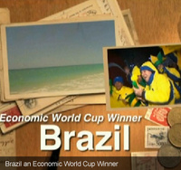 "Brazil is an ""Economic World Cup Winner"""
