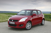 More images of the all-new Suzuki Swift