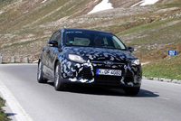 All-new Ford Focus reaches new heights on test