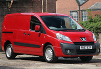 Peugeot extends LCV warranty to 100,000 miles