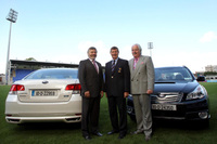 Subaru Ireland continue sponsorship of Leinster rugby referees