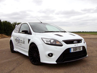 BBR performance conversion portfolio for Ford Focus RS MK2