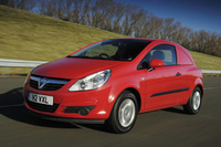Start saving, stop burning with Vauxhall's new low-CO2 Corsavan