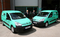 Citroen Berlingo the van of choice for FPS