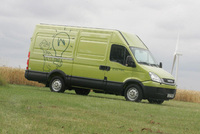 Iveco launches EcoDaily Electric