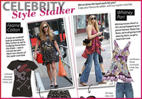 Celebrity style on a budget