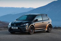 Focus RS500 slows down to join Ford history
