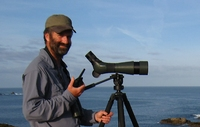 UK Birder Dick Filby joins One Ocean Expeditions in Antarctica