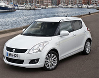 New Suzuki Swift now on sale