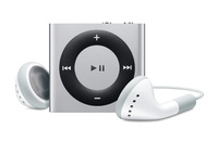 Apple iPod shuffle reinvented