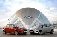 New Ford C-MAX and Grand C-MAX prices announced