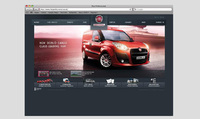 Fiat Professional launches new website