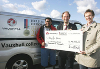 Vauxhall road trip rolls in the cash